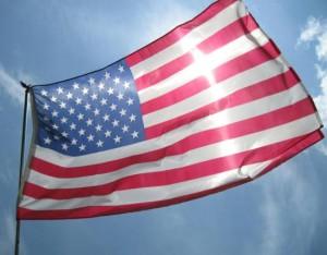 Post-American-Flag